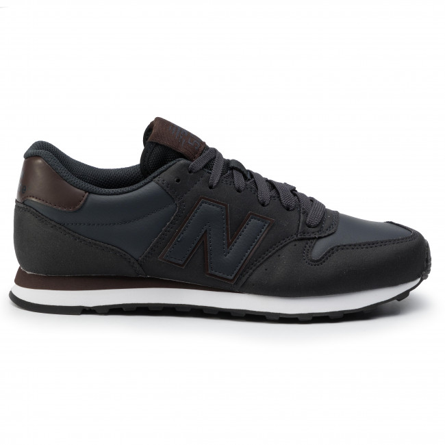 Sneakers NEW BALANCE - GM500NVB Granatowy 1