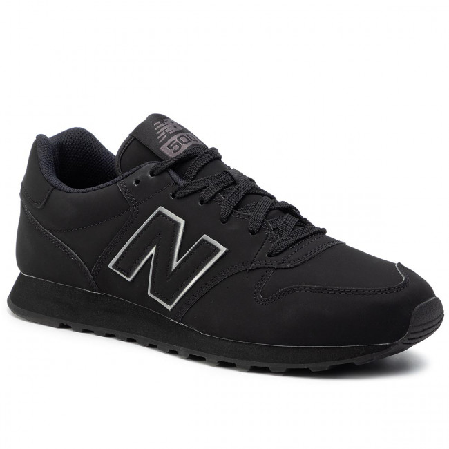 scarpe nere new balance uomo