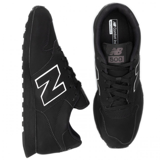 Balance Sneakers Scarpe Basse Gm500trb Uomo Nero New oWdeCxrB