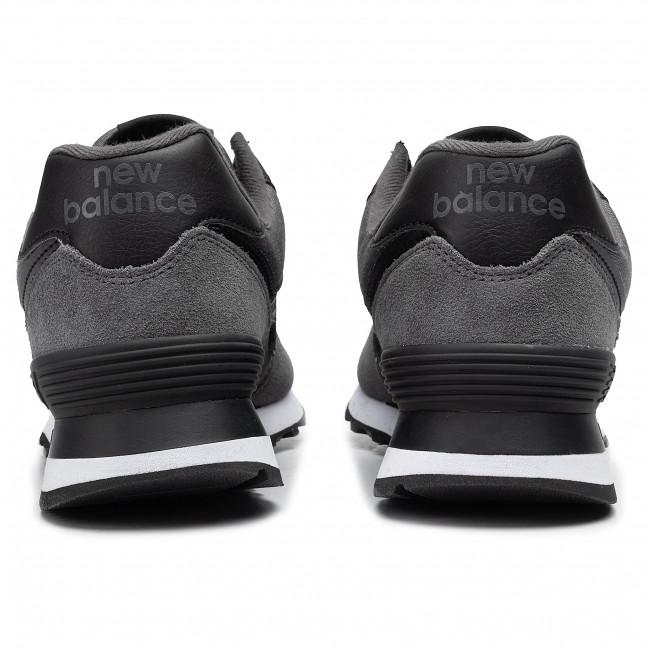 New Grigio Scarpe Uomo Balance Sneakers Ml574ece Basse JFuKl1c3T