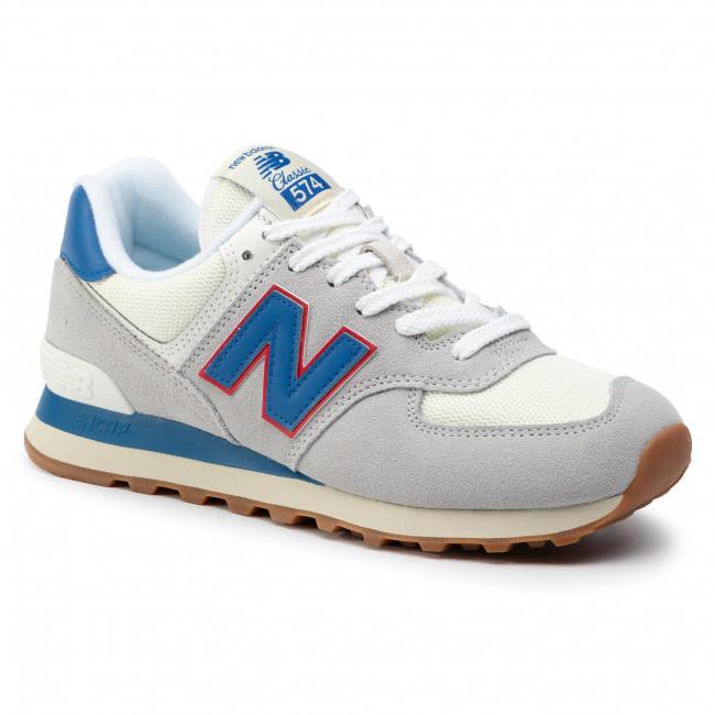b4573c9577 Sneakers NEW BALANCE - ML574ERH Grigio Multicolore