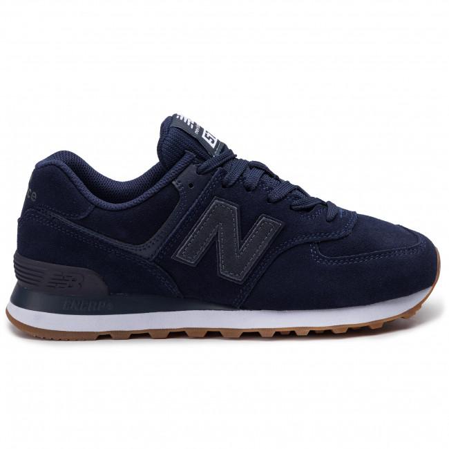 Ml574nfc Basse Scarpe Sneakers New Balance Uomo Blu Scuro hCdsrtQx