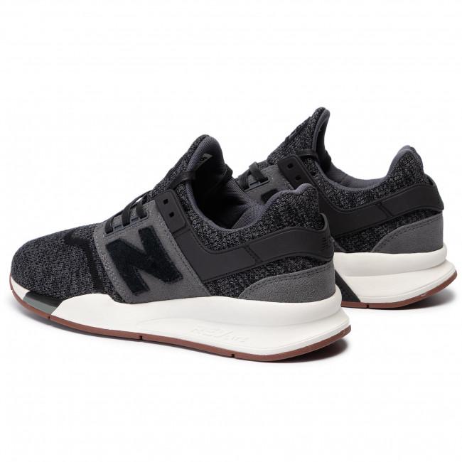 Ms247ki Scarpe Nero Uomo Balance Sneakers Basse New Grigio EDIeWH2b9Y
