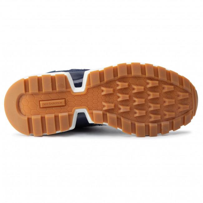 Ms574asn Balance Basse Scuro Scarpe Blu Uomo Sneakers New bg76fyY