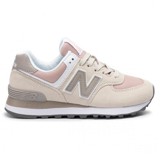 Sneakers NEW BALANCE - WL574WNA Beige
