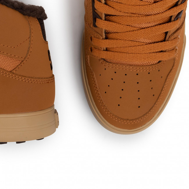 Sneakers Dc - Pure High-top Wc Wnt Dys400047 Brown/chocolate(bct) Scarpe Basse Uomoescarpe.it LPEiC
