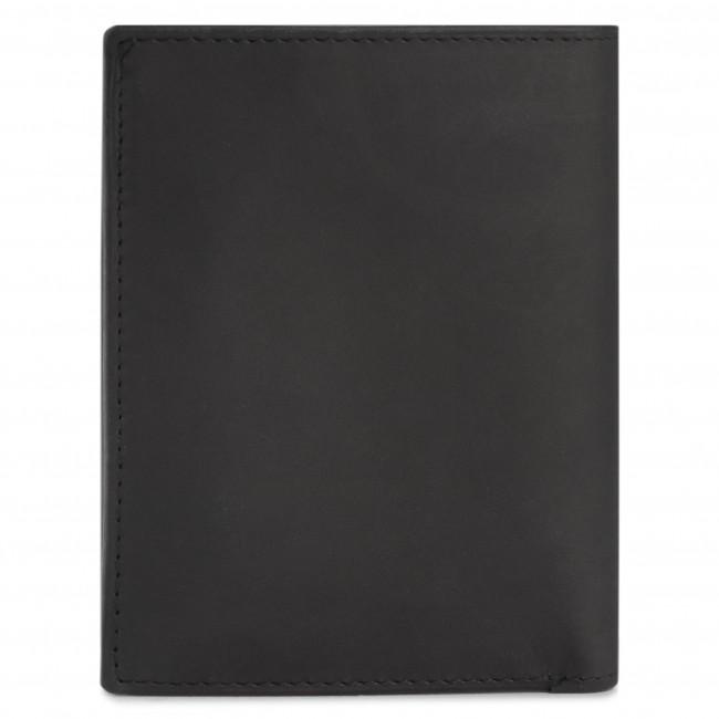 Uomo Black Pelletteria Pierre Grande Accessori Portafogli Cardin 330 Per Tilak28 Portafoglio Da fYbyv76g