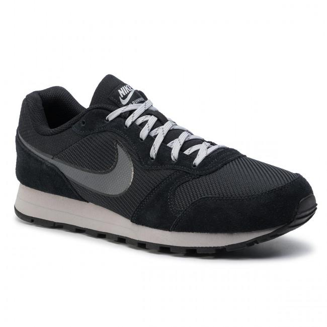 Scarpe NIKE Md Runner 2 Se AO5377 003 BlackDark GreyWolf Grey