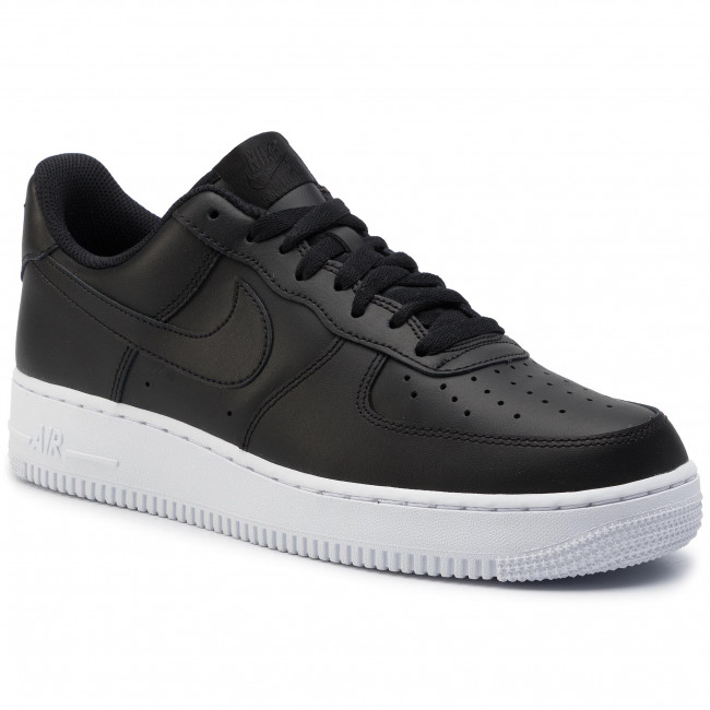 Scarpe NIKE Air Force 1 '07 AA4083 015 BlackBlackWhite