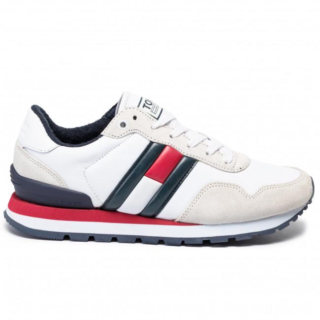 Sneakers TOMMY JEANS Lifestyle Sneaker EM0EM00338 RWB 020