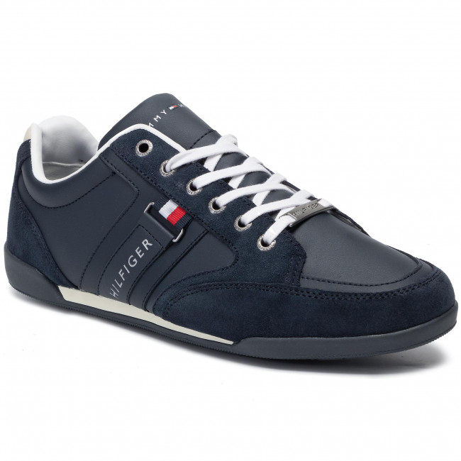 aaca0763b5 Sneakers TOMMY HILFIGER - Corporate Material Mix Cupsole FM0FM02398 ...