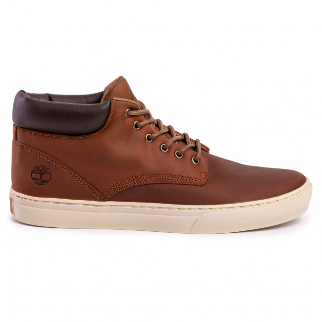Polacchi TIMBERLAND - Adventure 2.0 Chukka TB0A1JUN3581 Md Brown Full Grain - Polacchi - Stivali e altri - Uomo