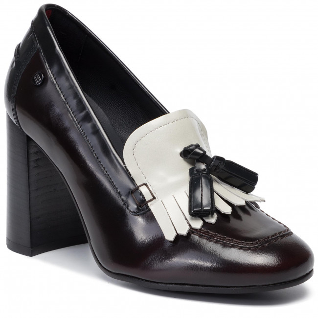 Scarpe basse TOMMY HILFIGER Iconic Polished Pump