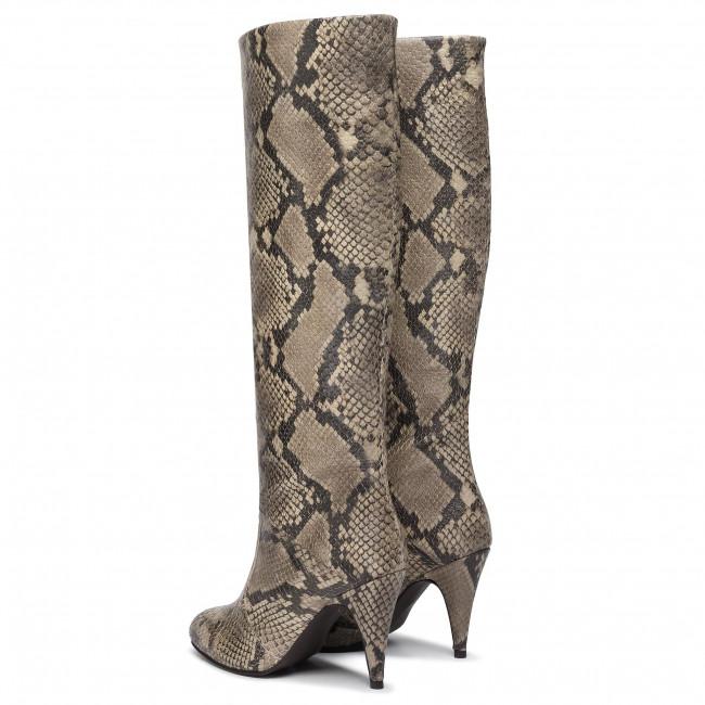 Stivali TOMMY HILFIGER Zendaya Snake Print Boot FW0FW04565 Snake Skin 0HG