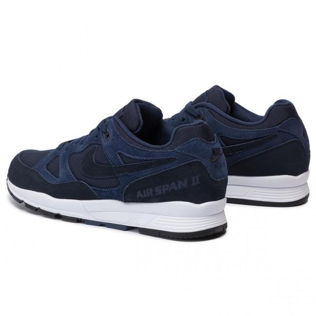 Bq6052 Midnight Navy Sneakers Nike Obsidian Air Basse Span Ii Uomo dark Sp19 Scarpe Se 400 w80mNnv
