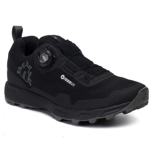 Gore D5445 Running Scarpe tex 0a Icebug slategray M Black Rover Sportive Uomo Trail Rb9x Gtx qzVpMSU