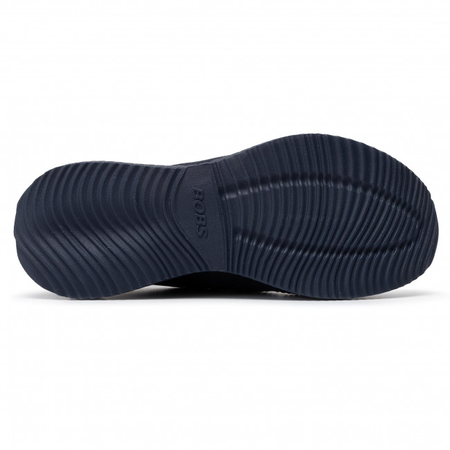 Skechers Sneakers Sport Dark dknv Basse Photo Frame Bobs 31362 Navy Donna Scarpe eWDHE29YI