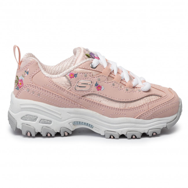 Sneakers SKECHERS Bright Blossoms 80589LLTPK Light Pink