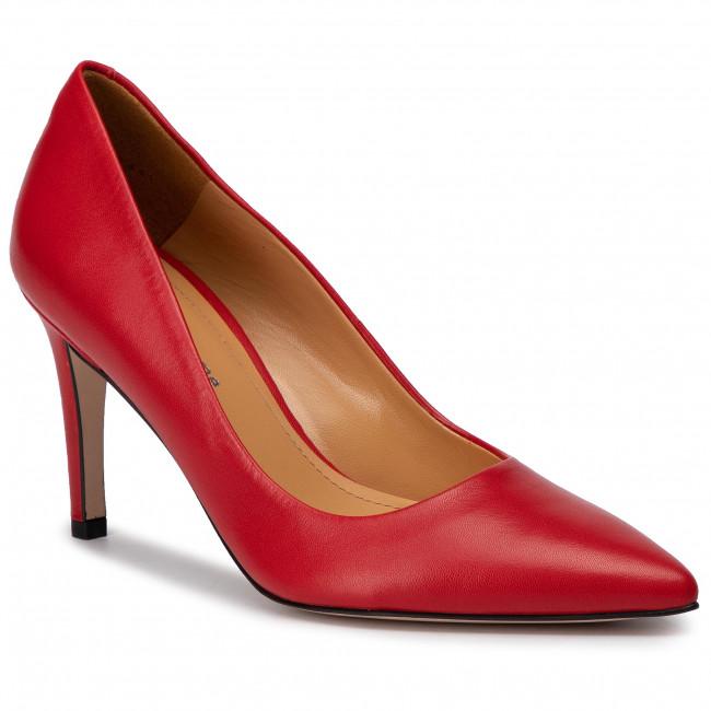 Scarpe stiletto SOLO FEMME - 75403-88-K47/000-04-00 Rosso