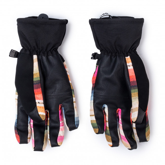 Guanti da sci BILLABONG - High Five Gloves Q6GL05BIF9 Multi 1220 - Guanti per donna - Guanti - Pelletteria - Accessori