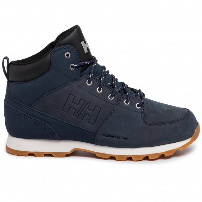 Scarpe da trekking HELLY HANSEN - Tsuga 114-54.597 Navy/Off White/Light Gum - Scarpe da trekking e scarponcini - Stivali e altri - Uomo