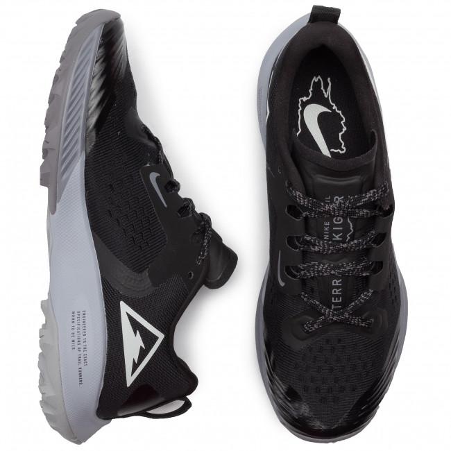 Aq2220 Running Kiger Black Zoom gumsmoke Sportive Air Nike Donna 001 Trail Terra barely Scarpe Grey 5 E2IWDH9