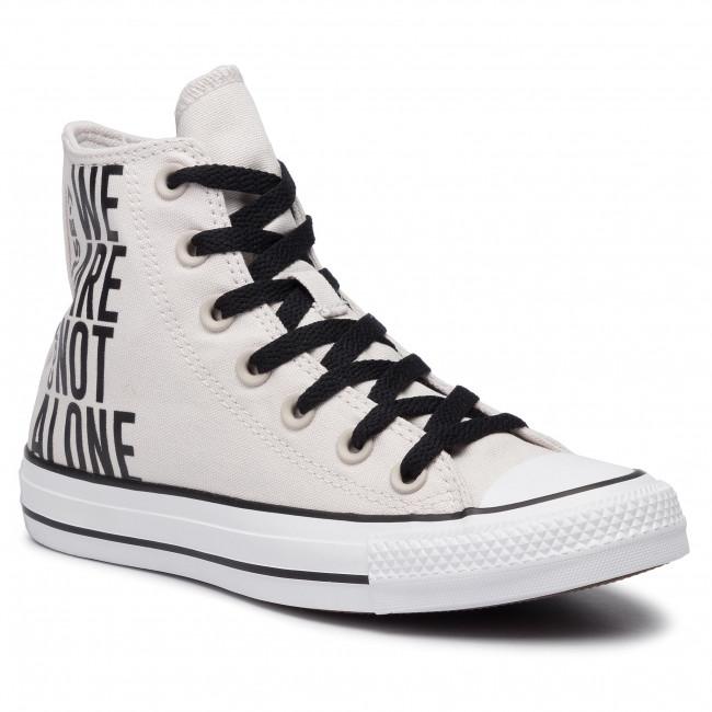 Scarpe da ginnastica CONVERSE Ctas Hi 165468C Pale Putty/Black/White