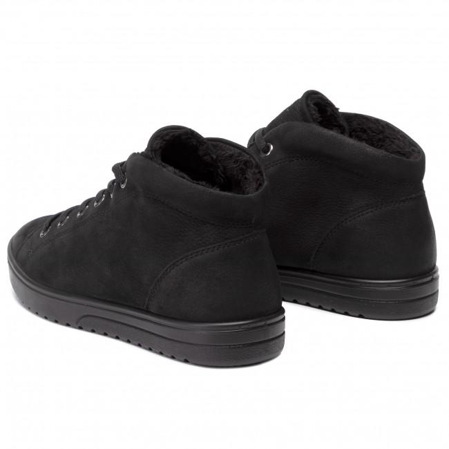 Tronchetti Ecco - Fara 23534302001 Black Stivali E Altri G0vUi