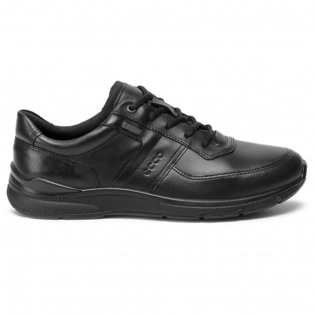 Black Ecco Uomo 51161401001 Scarpe Basse Sneakers Irving 8knwX0PO