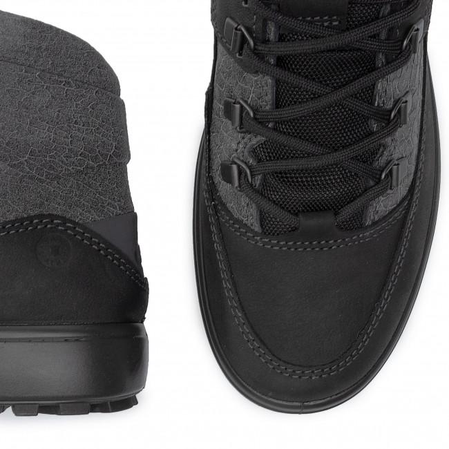 Altri 45027351052 Donna W black E 7 Tred Stivali Black Tronchetti Ecco Soft Owy8vnmN0