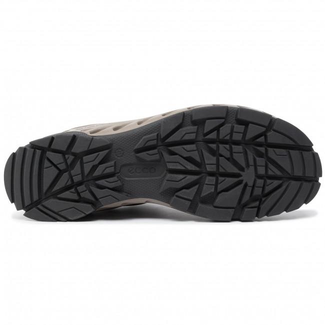 Scarpe ECCO - Biom Venture Tr GORE-TEX 85467450609 Tarmac/Black - Scarpe da trekking e scarponcini - Scarpe sportive - Uomo
