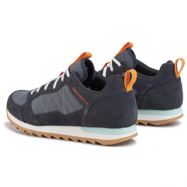 Scarpe basse MERRELL Alpine Sneaker 14 J16699 Ebony