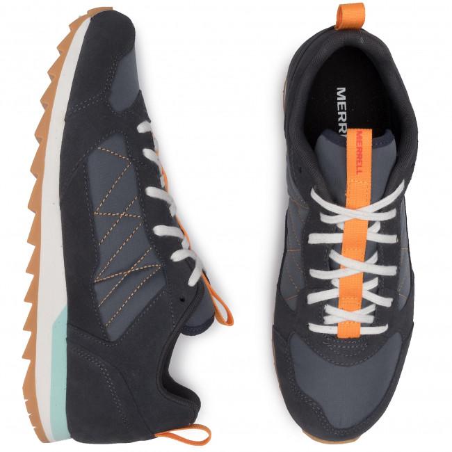 Alpine 14 Da Ebony Merrell Sneaker Giorno Basse J16699 Scarpe Uomo kOPn8wX0