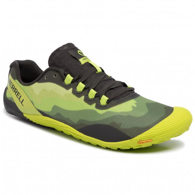 Scarpe MERRELL - Vapor Glove 4 J50379  Lime Punch