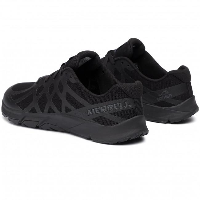Bare J62339 Uomo Merrell Flex Noir Sportive 2 Allenamento Access Scarpe Running Da QdxhsCtr