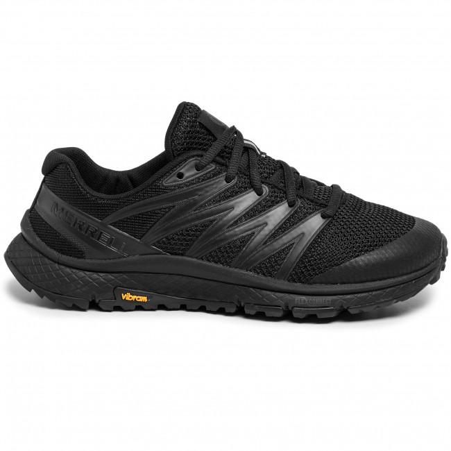 Scarpe MERRELL - Bare Access Xtr J99581 Black/Black - Trail running - Running - Scarpe sportive - Uomo
