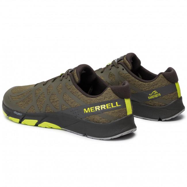 Access Running Flex 2 Scarpe Trail Sportive Olive Uomo J48877 Dusty Merrell Bare OiuXZTPk
