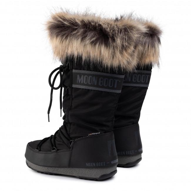 Stivali Da Neve Moon Boot - Monaco Wp 2 24008700001 Black E Altri Donna