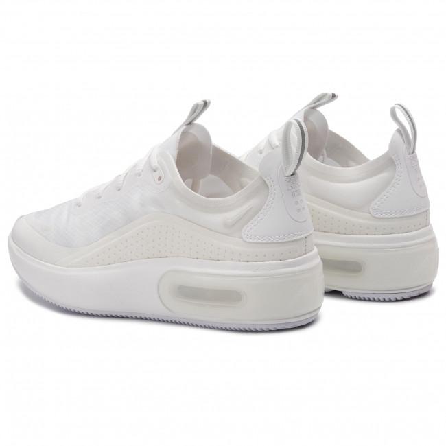 Silver Basse 105 Max Air Se White Scarpe Donna Sneakers Nike Dia Ar7410 metallic m8w0vNn