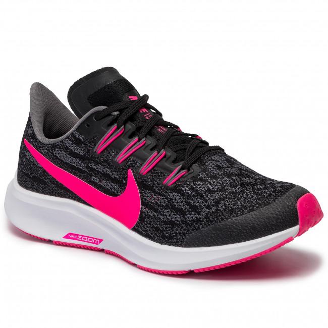 Nike Air Zoom Pegasus 36 (GS), Scarpe da Ginnastica Basse