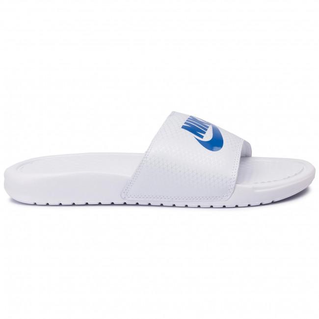 white Sandali Royal E varsity Nike Uomo Benassi White 102 Ciabatte Jdi 343880 dCsxQrthBo