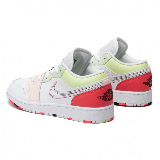 White ember Jordan 176 Air Donna Scarpe Sneakers Basse 1lowgs554723 Glow black Nike ED2IY9WH