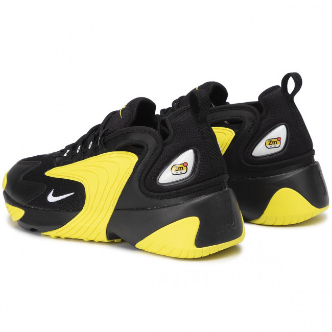 Uomo 006 2k Black Basse white Scarpe Ao0269 Nike Sneakers dynamic Yellow Zoom KuTl1FJ35c