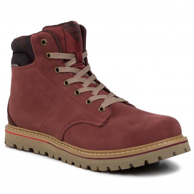 Scarponcini CMP - Dorado Lifestyle Shoe Wp 39Q4937 Merlot C952 - Scarpe da trekking e scarponcini - Stivali e altri - Uomo