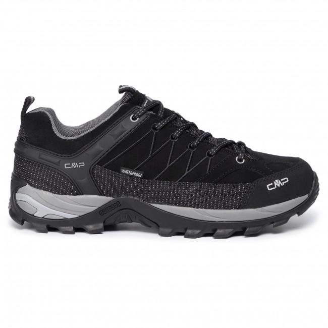 Scarpe da trekking CMP Rigel Low Trekking Shoes Wp 3Q13247 NeroGrey 73UC