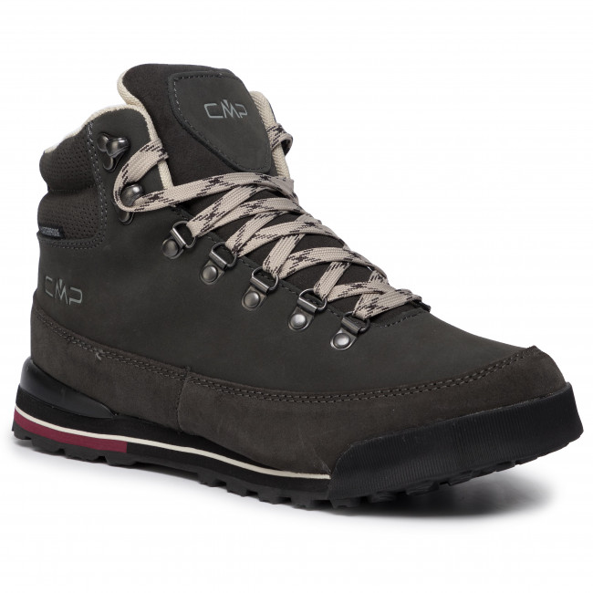Scarpe da trekking CMP - Heka Hikking Shoes Wp 3Q49557 Arabica/Syrah 68BN - Scarpe da trekking e scarponcini - Stivali e altri - Uomo