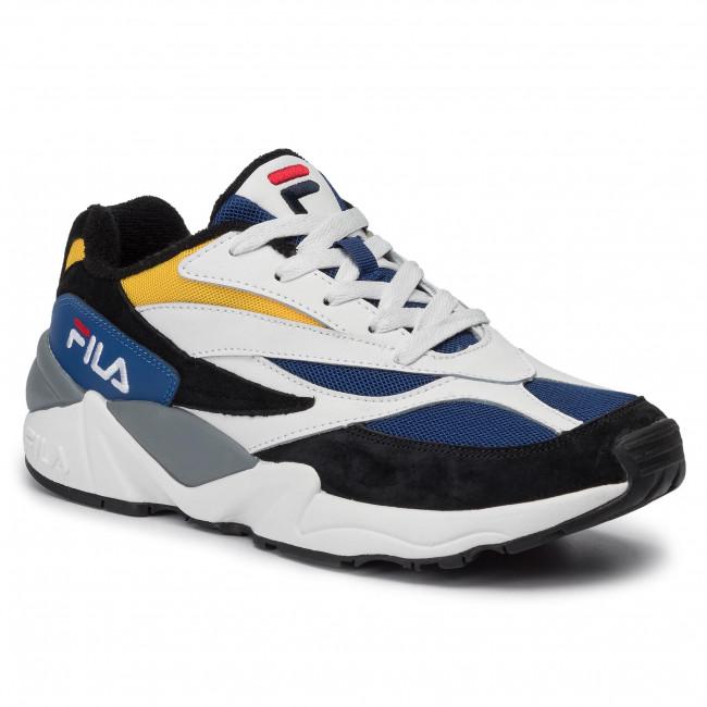 Sneakers FILA - V94M Low 1010718.12U Black/White/Citrus