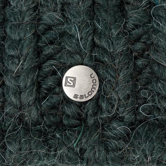 Cappello SALOMON - Diamond Beanie C11388 08 S0 Green Gables - Donna - Cappelli - Accessori tessili - Accessori