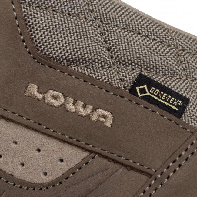 Scarpe da trekking LOWA - Locarno Gtx Qc Ws GORE-TEX 320815 Taupe/Stone 4625 - Scarpe da trekking e scarponcini - Stivali e altri - Donna