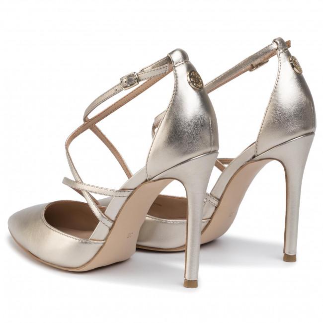 Scarpe stiletto GUESS - Claudie FL5CLA LEM08 PLATI - Stiletti - Scarpe basse - Donna